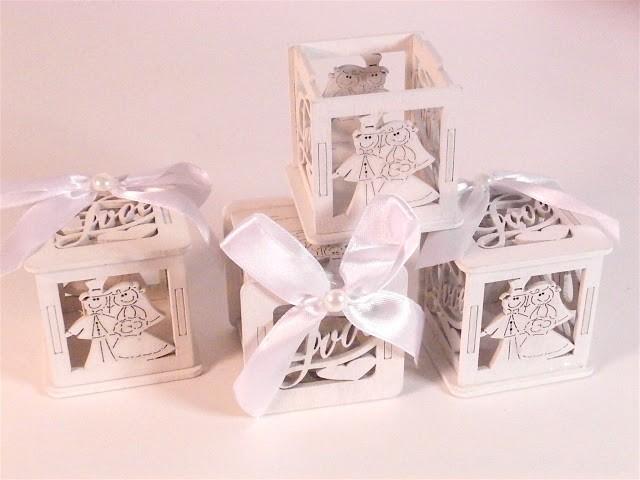 Caja de madera para bodas - Cajas de madera para regalo ...