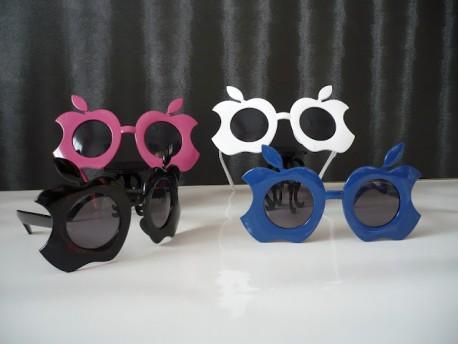 Gafas manzana