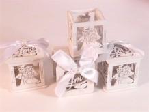 Caja de madera boda