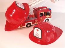 Gorro de bombero