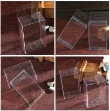 Cajas transparentes acetato