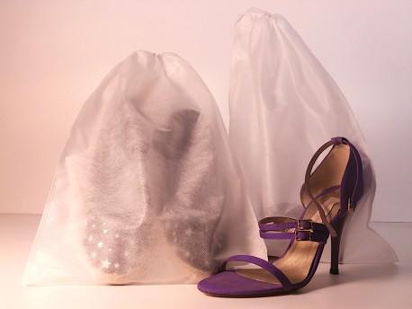 Bolsas non-woven cordón