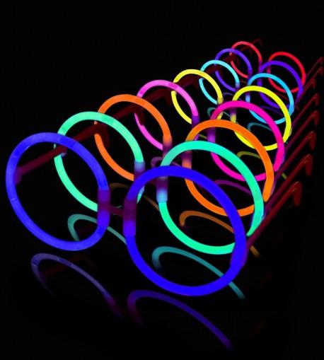 Gafas fluorescentes