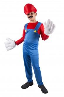 Disfraz Mario