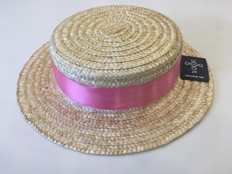 Sombrero canotier colores