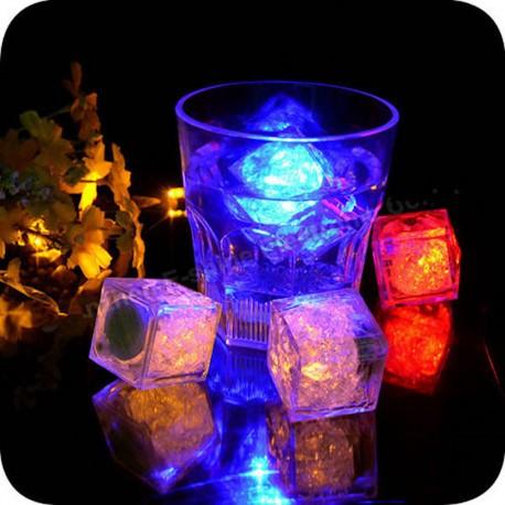 Cubitos luz led