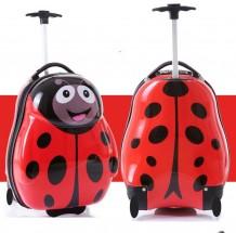 Trolley y mochila