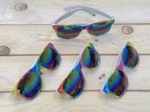 Gafas arco iris