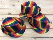 Sombrero arco iris
