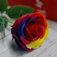 Capullos de rosas de jabón