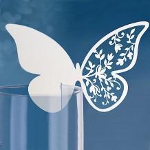 Marcasitios para copas mariposa