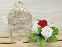 Centros de rosas de jabón