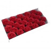 Capullos de rosas de jabón maxi