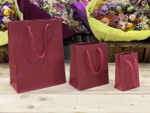 Bolsas cartón chocolate