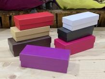 Caja con tapa rectangular