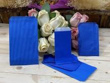 Sobres de papel azul