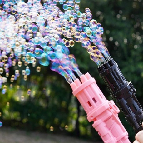 Pistola pompas