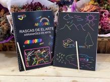 Cuadernos mágicos arco iris