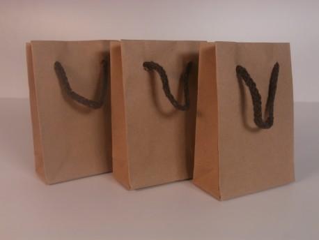 Bolsa de cartón kraft