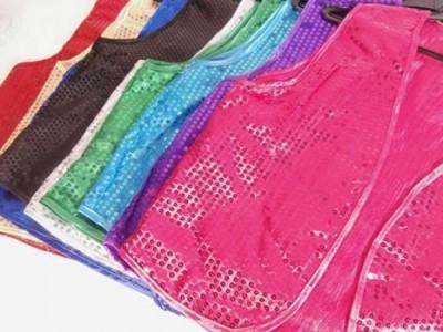 Faldas y chalecos